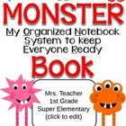 MONSTER Communication Folder