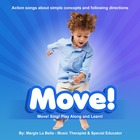 MOVE! Action songs 4 teaching special education kids and e