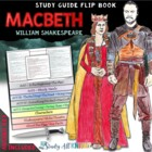 Macbeth: Interactive Layered Flip Book