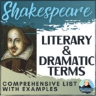 Macbeth - Literary Terms to Know