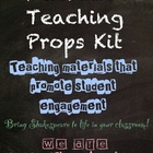 Macbeth Teaching Props Kit : MAD PROPS