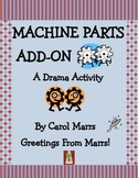 Drama Game-Machine Parts Add-On