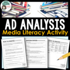 Magazine Ad Analysis - Looking at Print Media
