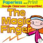 Magic Finger Literature Packet