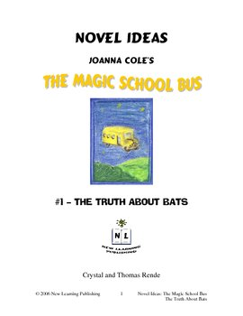 Magic School Bus Book #1 - A Literature and Science Connec
