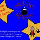 Magic Show Letters, Words, Sentences for ActivBoard