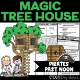 Magic Tree House #4 Pirates Past Noon Book Questions