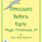Magic Tree House: Dinosaurs Before Dark Novel Unit CD~ Com