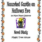 Magic Tree House: Haunted Castle on Hallows Eve Questions