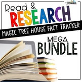 Informational Text (Nonfiction) Trifold Book Study Bundle