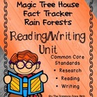 Magic Tree House Rainforest ABC Book