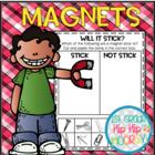 "Magnets...Let's ""stick"" together!"