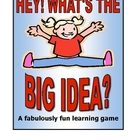 Main Idea and Detail Game - Hey, What's the Big Idea?