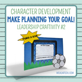 Make Planning Your Goal {Character Craftivity #2}