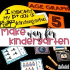Make Way for Kindergarteners - Back to School Fun