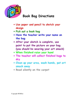 Make a Book Bag