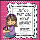 Make-a-Yard Stick: Inches, Feet and Yards