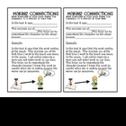 Making Connections Resources (Rubric - Poster - Bookmark-
