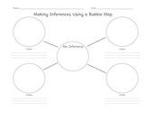 Making Inferences Bubble Map