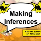 Making Inferences with Comics Powerpoint Lesson