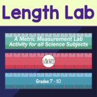 Making Metric Measurements - Length