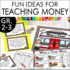 Money Unit - Making Sense of Dollars and Cents Common Core