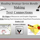 Making Text Connections Unit Resource and PowerPoint Bundl