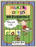 Making Words/Mystery Word...Playground