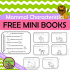 Mammal Characteristics Fact Pack {common core standards} STARTER
