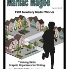 Maniac Magee     Activities/Graphic Organizers