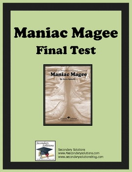 Maniac Magee Art Projects