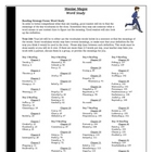 Maniac Magee Reading Vocabulary Word Study Spelling and KEY