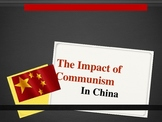 Mao Zedong and the Impact of Communism in China