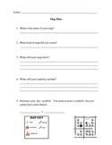 Map Creating Lesson for 1st Grade Gifted Students