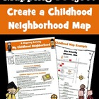 Map Skills Creative Activity: Creating a Childhood Map Com