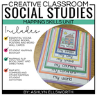 Mapping Skills {The Creative Classroom}