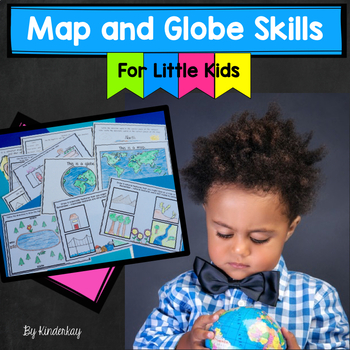 Maps and Globes for Little Kids