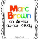 Marc Brown Author Study