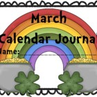 March Calendar Journal (Integrates Math and Literacy)