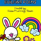 March Fluency Building Poems {Poetry Notebooks}