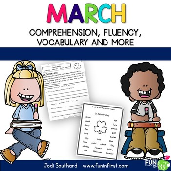March Fluency Packet