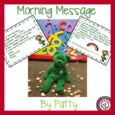 March Morning Message - Teaches Common Core Language Arts