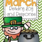 March Reading Log and Response