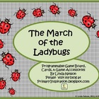 March of the Ladybugs Programmable Game