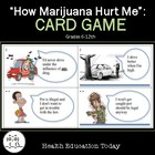 "Marijuana Card Game: ""How Pot Hurt Me"" - An Educational +"