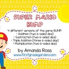 Mario BUMP Math Game {Addition & Subtraction}