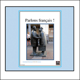 Market place – French oral speaking activities