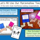 Marshmallow Toes Emergent Reader & Craftivity Pack