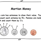Martian Money- Counting Coins
