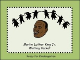 Martin Luther King Jr. Common Core Aligned Writing Packet
